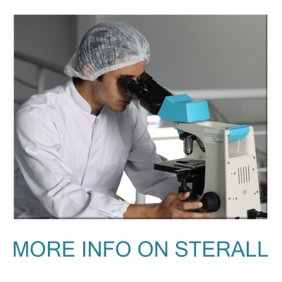 More Info on STERALL