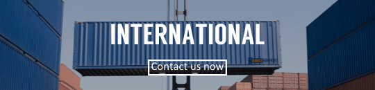 International moving of homes with HouseHoppers container